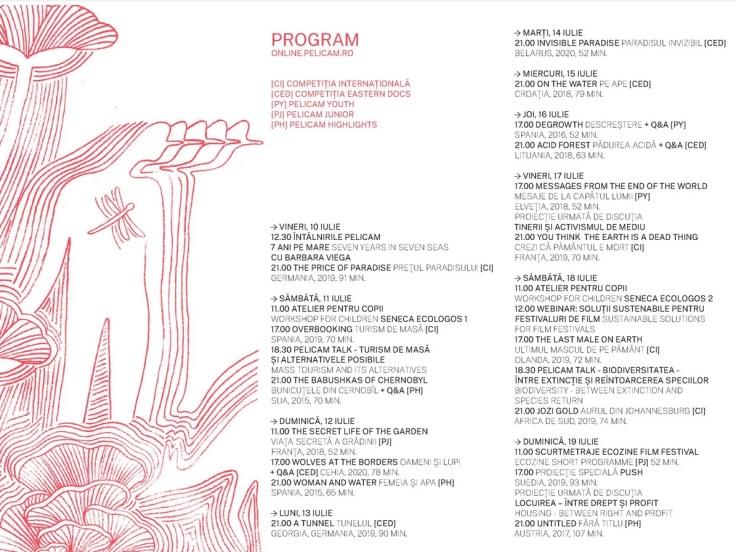 program pelicam